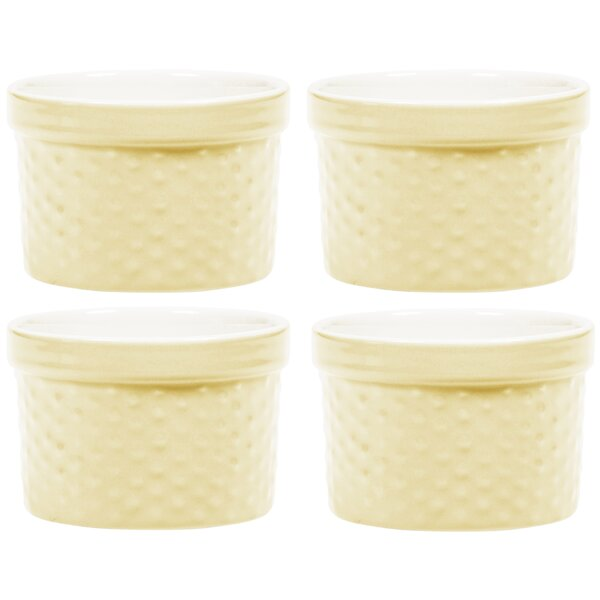 Round Non-Stick Ramekin (Set of 4) by Home Essentials and Beyond