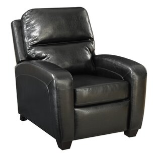 Braesgate Manual Recliner Red Barrel Studio