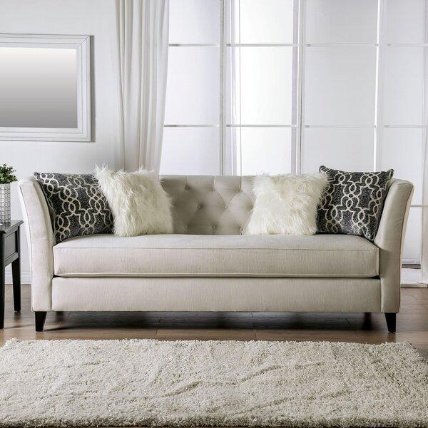 Yadiel Tufted Sofa By Rosdorf Park