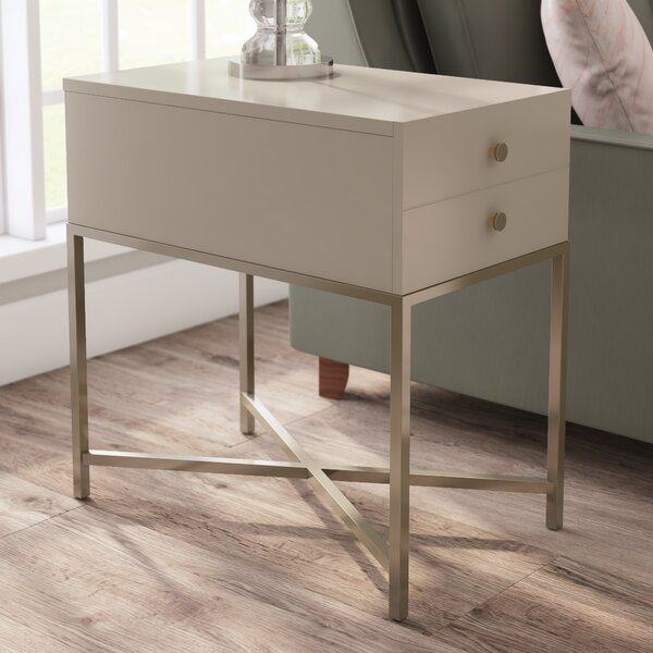 Clontarf Chairside Table by Mercer41