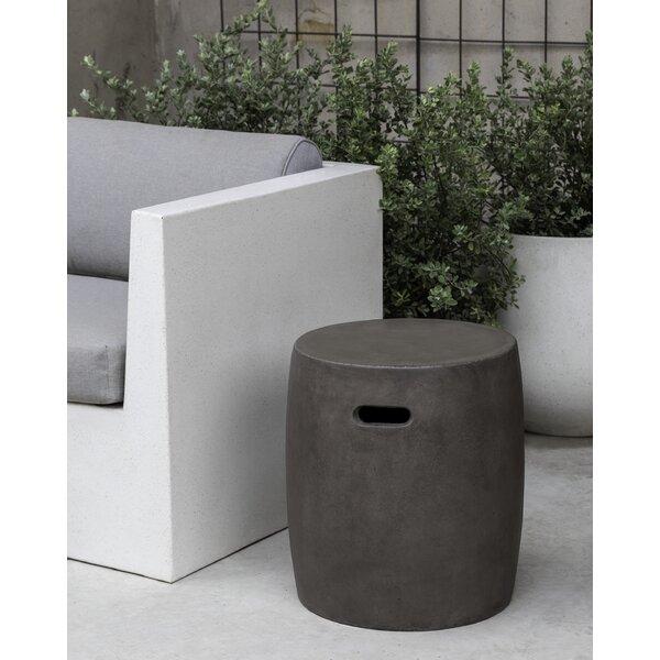 Urban Round Garden Table-Fiber Cement-S/1 by Campania International Campania International