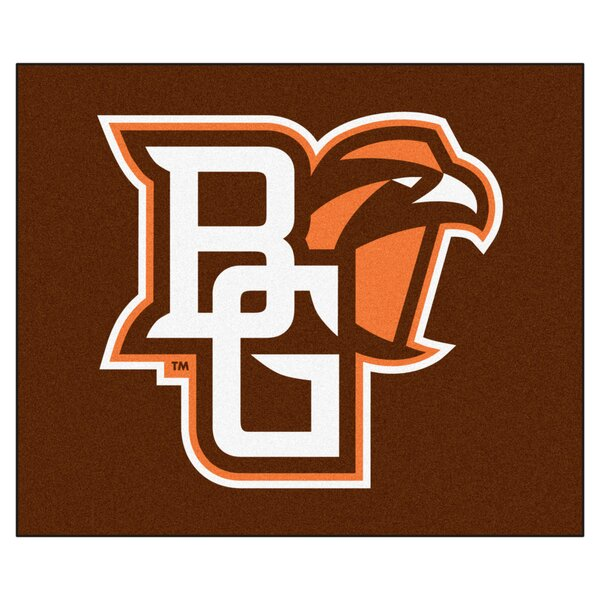 NCAA Bowling Green State University Tailgater Doormat by FANMATS