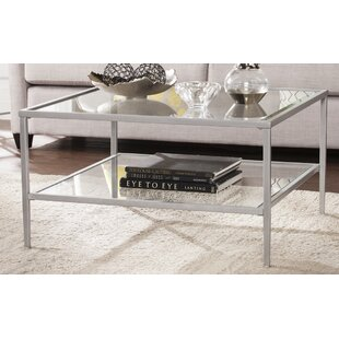 Coffee Table Silver Drinker