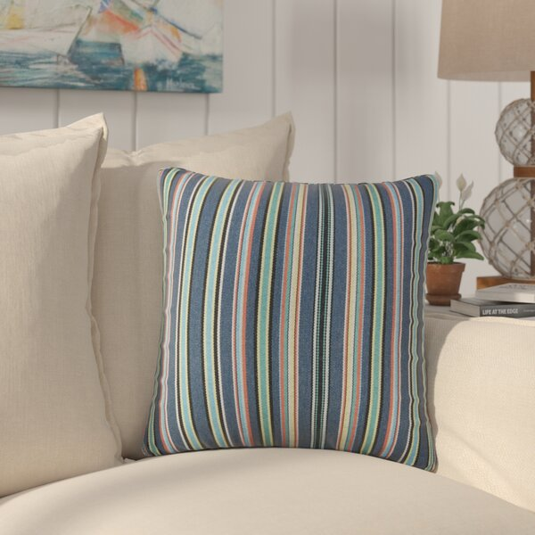 Horgan Outdoor Throw Pillow by Highland Dunes