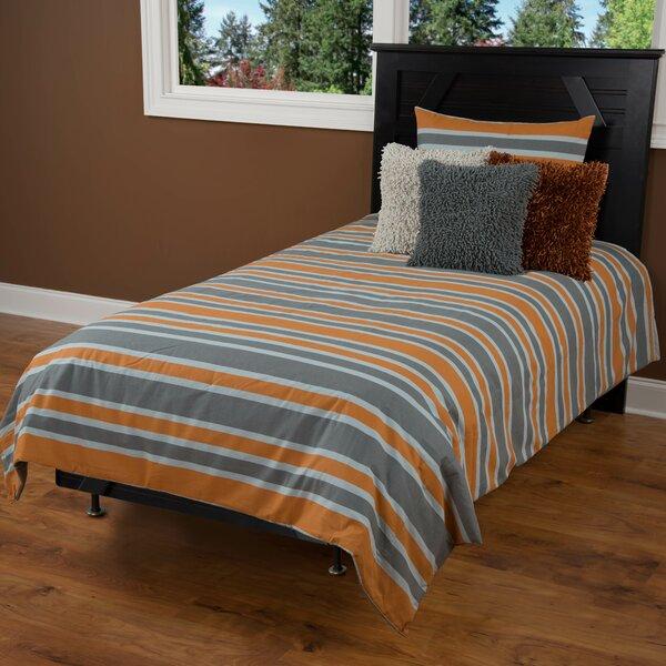 Dinesha  4 Piece Comforter Set by Wildon Home ®