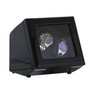 Compare prices Single Winder Watch Box ByWildon Home ®