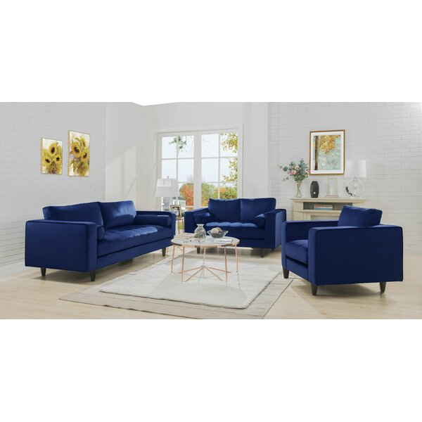Gearhart Configurable Living Room Set by Everly Quinn