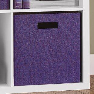 Charmant Purple Storage Boxes, Bins, Baskets U0026 Buckets Youu0027ll Love   Wayfair