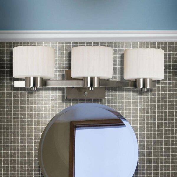 Newport 3-Light Vanity Light by Wildon Home ®