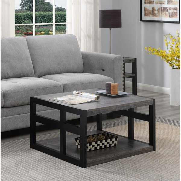 Evelynn 3 Tier 2 Piece Coffee Table Set by Wrought Studio Wrought Studio
