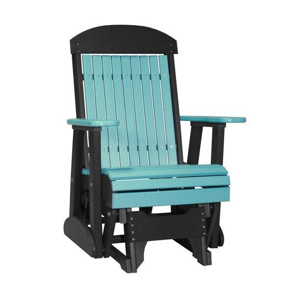 Bosom Classic Glider Chair by Ebern Designs
