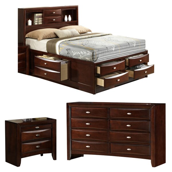 Plumcreek Platform Configurable Bedroom Set by Red Barrel Studio