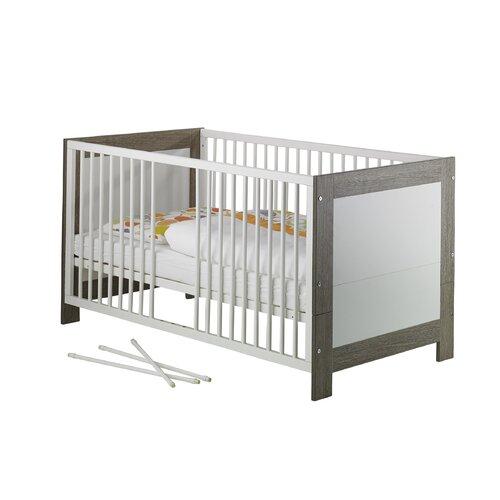 3-tlg. Babyzimmer-Set Marlene Geuther Farbe: Weiß/Grau   Kinderzimmer > Babymöbel > Komplett-Babyzimmer   Geuther