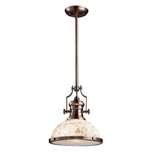 Susan 1-Light Bowl Pendant