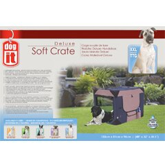 Dogit Deluxe Soft Pet Crate by Dogit by Hagen