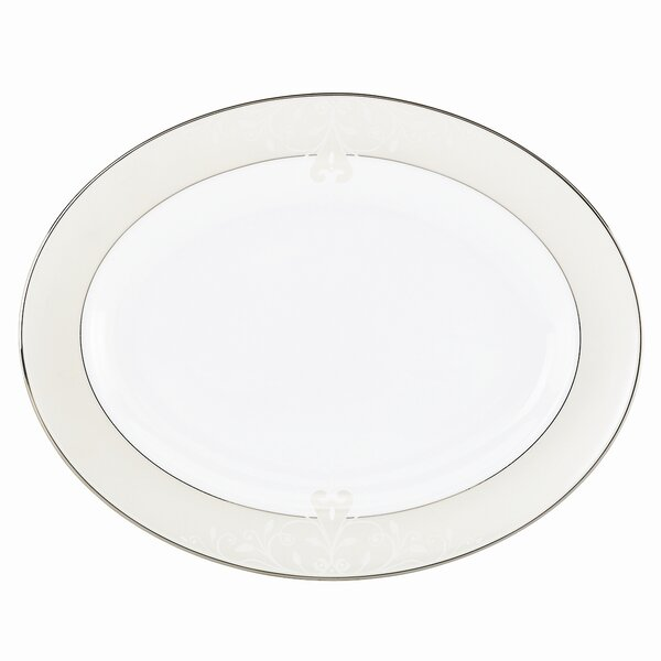 Opal Innocence Bone china Platter by Lenox
