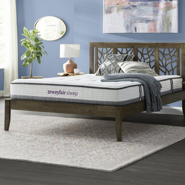 Wayfair Sleep 9 inch Plush Hybrid Mattress by Wayfair Sleep™