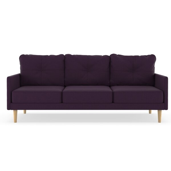 Cowan Cross Weave Sofa by Corrigan Studio