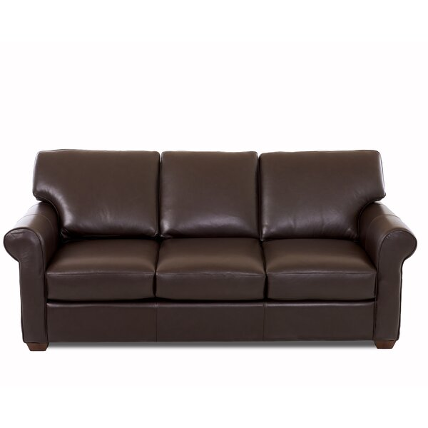 Top Quality Rachel Leather Sofa Bed by Wayfair Custom Upholstery by Wayfair Custom Upholstery��