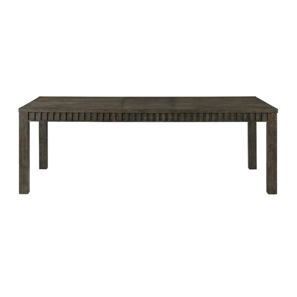 Panola Extendable Dining Table by Gracie Oaks Gracie Oaks