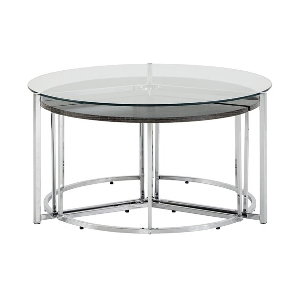 Helgeson Frame Coffee Table By Ivy Bronx