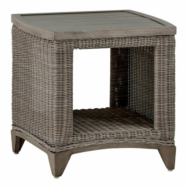Astoria Wicker Side Table by Summer Classics