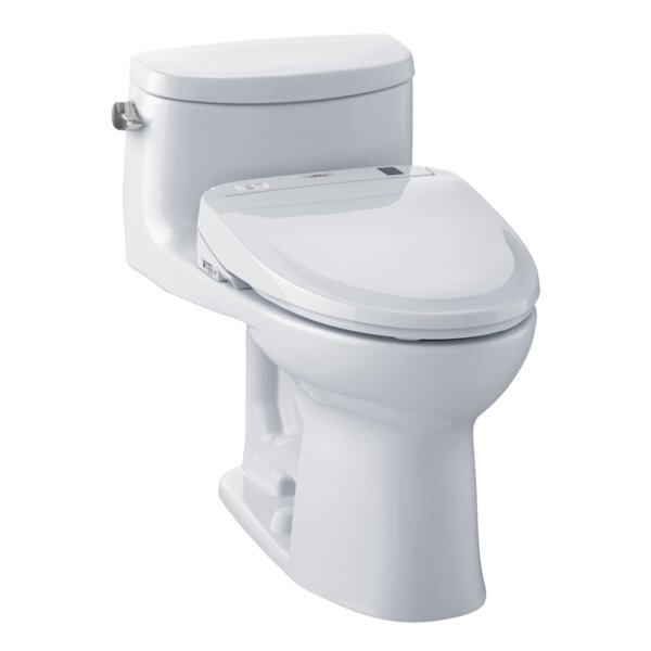 Supreme® II 1.28 GPF Elongated One-Piece Toilet by Toto
