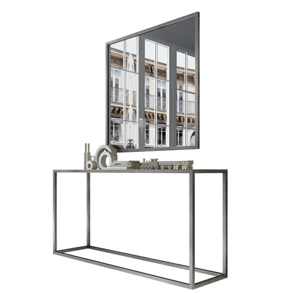 Cirencester Console Table And Mirror Set By 17 Stories