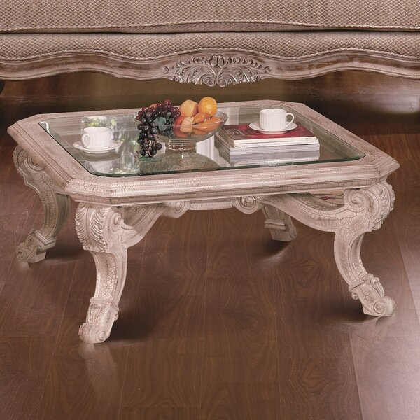 Alaskan Coffee Table by Astoria Grand