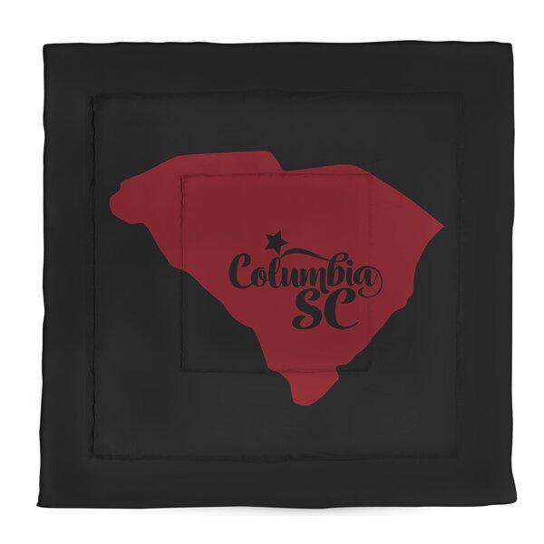 Carolina South Single Reversible Comforter