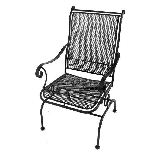 Urias Patio Dining Chair (Set of 2) by Fleur De Lis Living