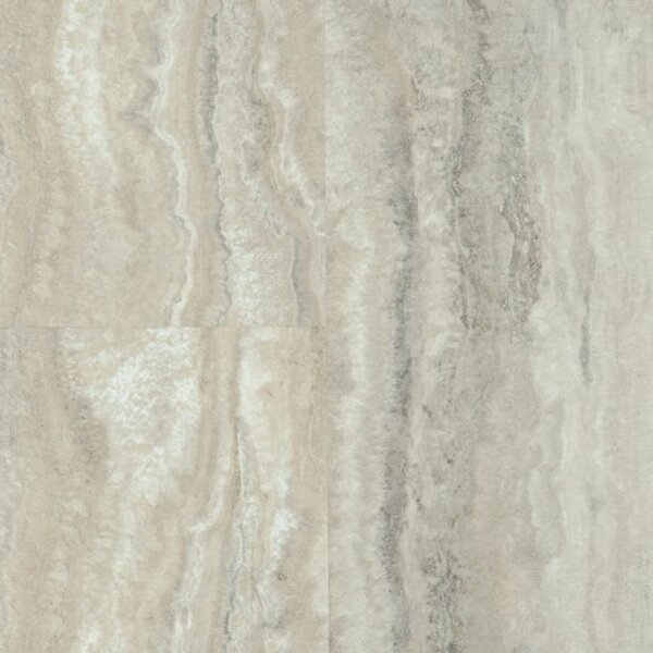 Luxe Fastak Piazza 12 x 24 x 4.06mm Luxury Vinyl  Tile in Dovetail by Armstrong Flooring