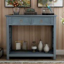 36 Inch High Sofa Table | Wayfair