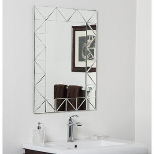 Miami Bathroom Wall Mirror ByDecor Wonderland