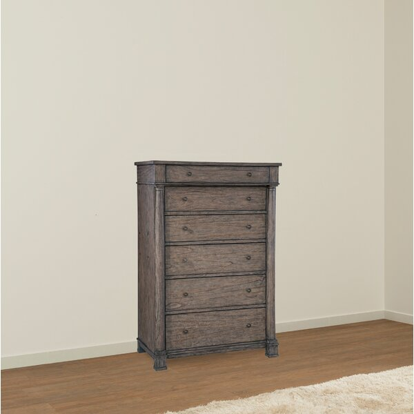 Laney 6 Drawer Standard Chest by One Allium Way