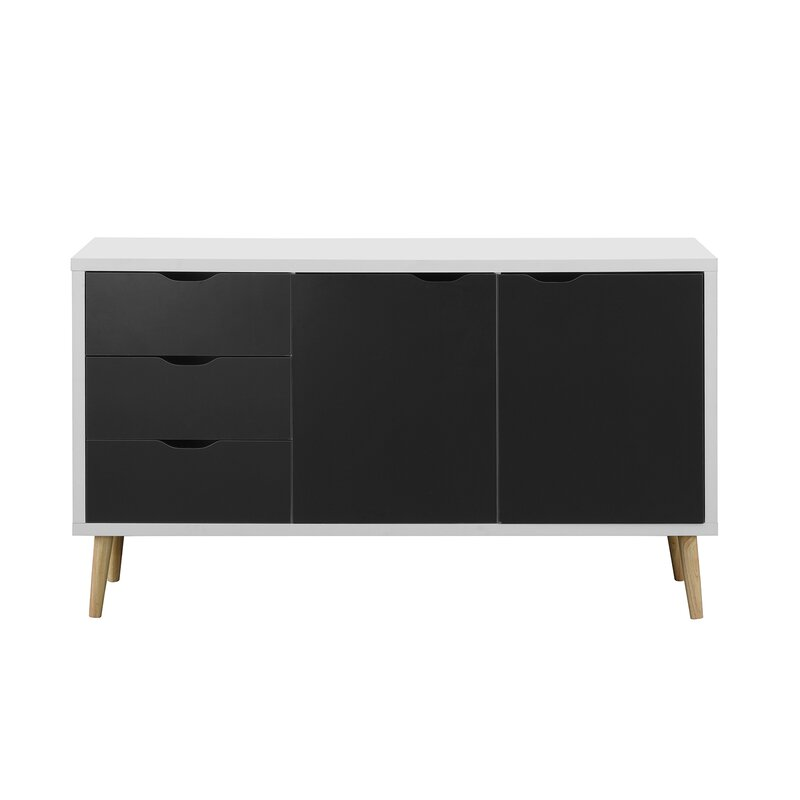 Flip Solid Wood Tv Stand For Tvs Up To 65 Inches