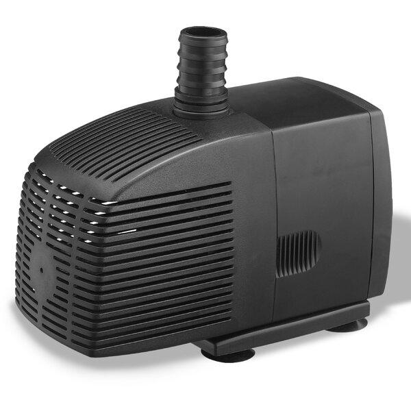 850 GPH Pump by Algreen