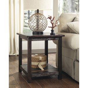 Lexington End Table by August Grove