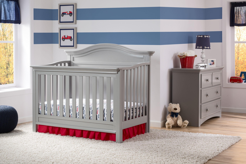 Serta Bethpage Convertible 2 Piece Nursery Furniture Set Reviews Wayfair