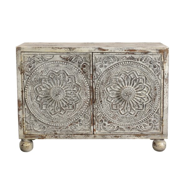Gerdie 2 Door Accent Cabinet by World Menagerie World Menagerie
