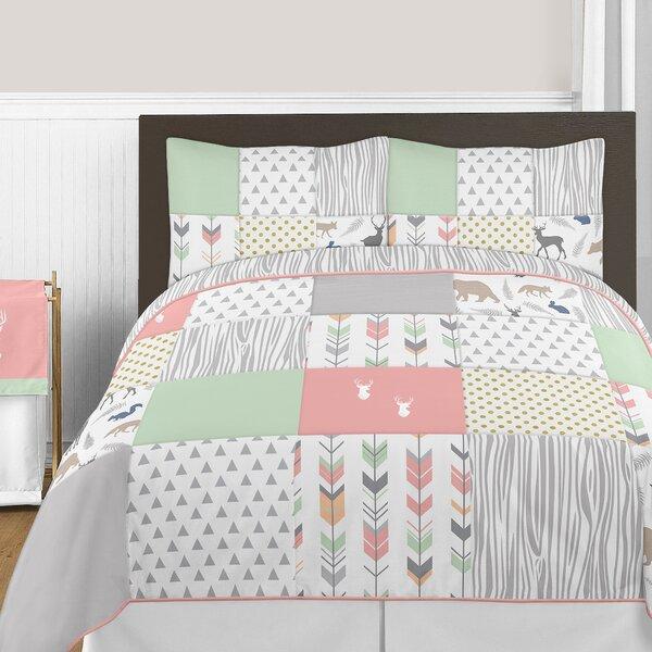 Woodsy Full/Queen Comforter Collection by Sweet Jojo Designs