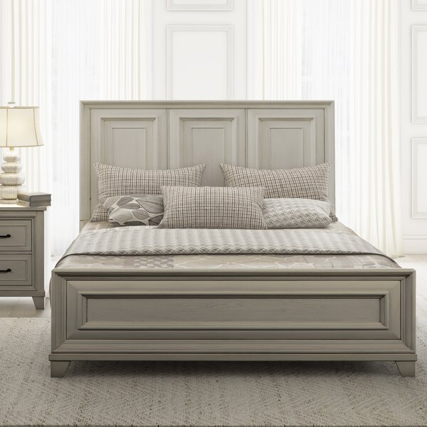 Robitaille Standard Bed by Canora Grey