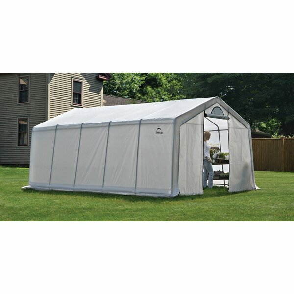 GrowIT 12 Ft. W x 20 Ft. D Greenhouse by ShelterLogic