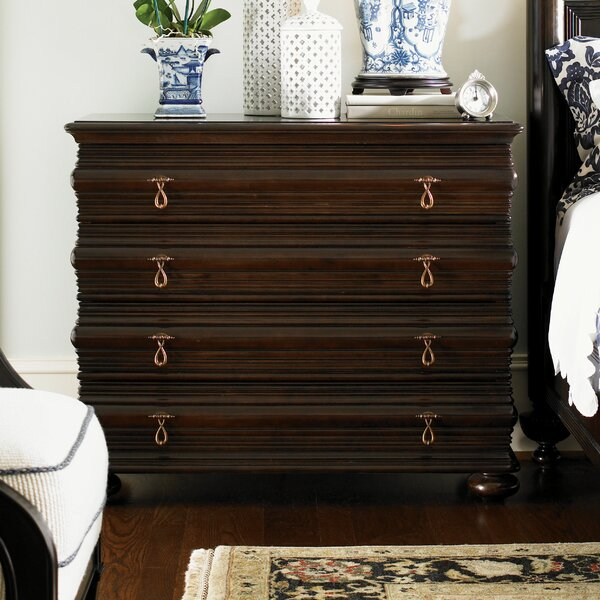 Royal Kahala 4 Drawer Sands Dresser by Tommy Bahama Home