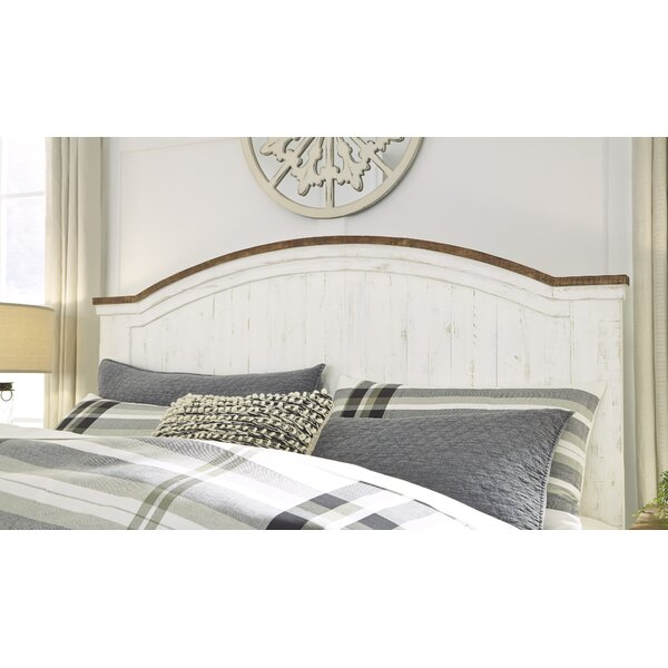 Bromsgrove Panel Headboard by Gracie Oaks