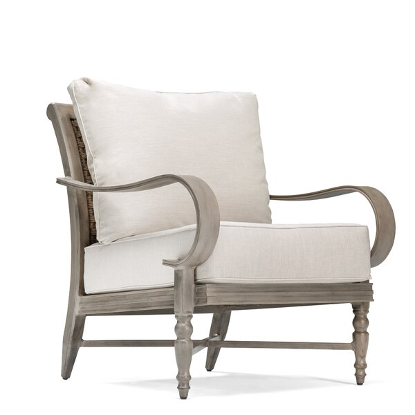 Grayson Patio Chair with Sunbrella Cushions by Winston Winston