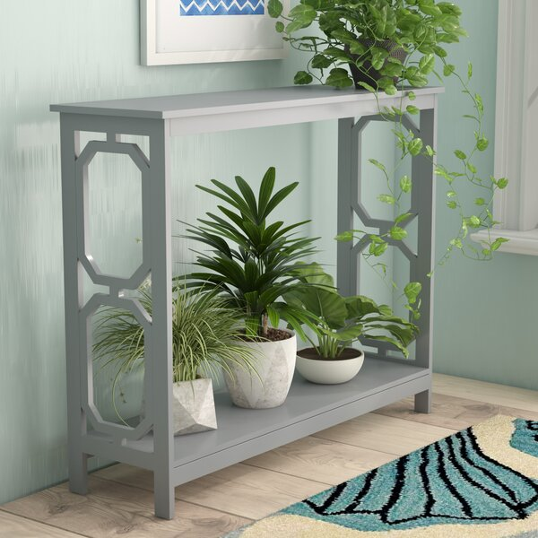 Price Check Ardenvor 39 Console Table by Beachcrest Home