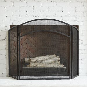 Haverhill 3 Panel Fireplace Screen