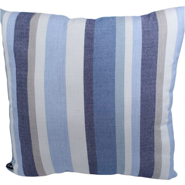 Riverland Outdoor Throw Pillow by Rosecliff Heights