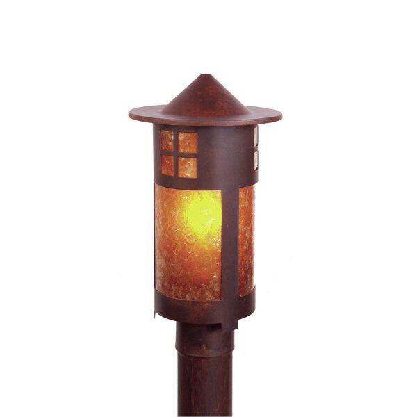 Ber 1-Light 15 Lamp Post by Loon Peak